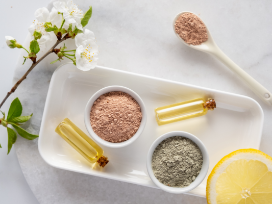 Three Benefits of Using Clay for Skin Care